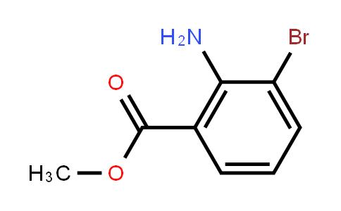 Methyl 2-amino-3-bromobenzoate