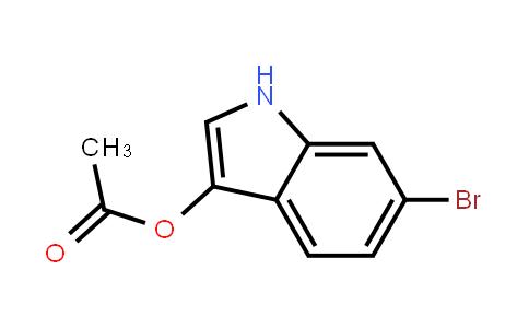 3-aCetoxy-6-bromoindole