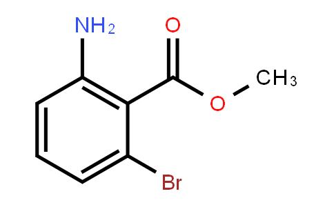 Methyl 2-amino-6-bromobenzoate