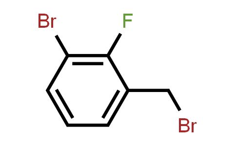 1-Bromo-3-bromomethyl-2-fluorobenzene