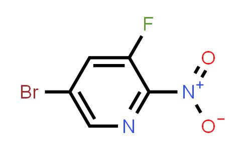 5-溴-3-氟-2-硝基吡啶