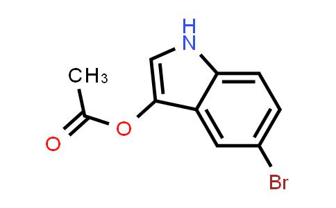 5-溴-3-羟基吲哚乙酸酯