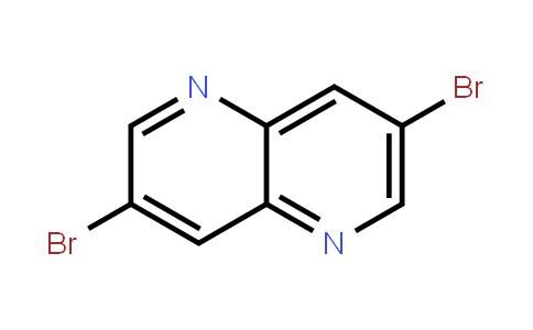 3,7-二溴-1,5-萘啶