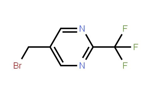 5-(Bromomethyl)-2-(trifluoromethyl)pyrimidine