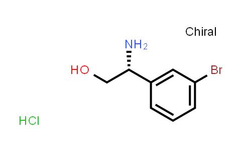 (R)-2-aMino-2-(3-bromophenyl)ethanol hydrochloride