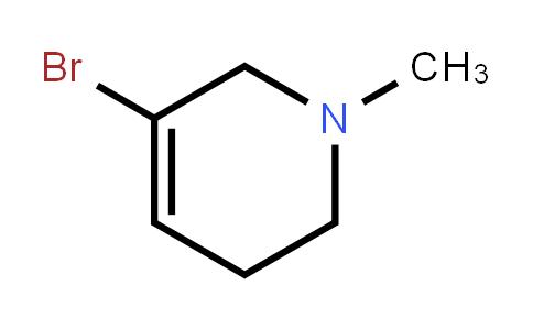 3-Bromo-1-methyl-1,2,5,6-tetrahydropyridine