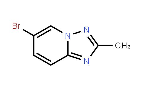 6-Bromo-2-methyl[1,2,4]triazolo[1,5-a]pyridine