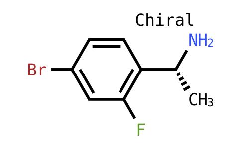 (AR)-4-溴-2-氟-A-甲基苯甲胺