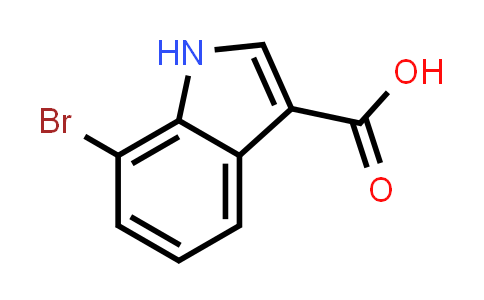 7-Bromo-1h-indole-3-carboxylic acid