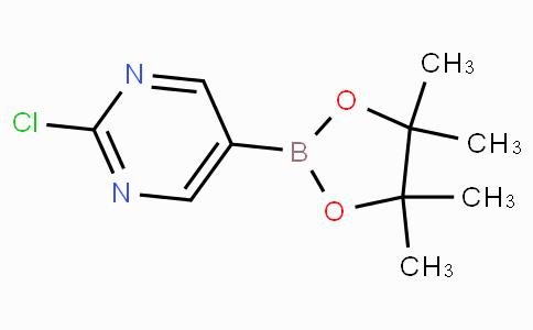 2-Chloro-5-(4,4,5,5-tetramethyl-1,3,2-dioxaborolan-2-yl)pyrimidine