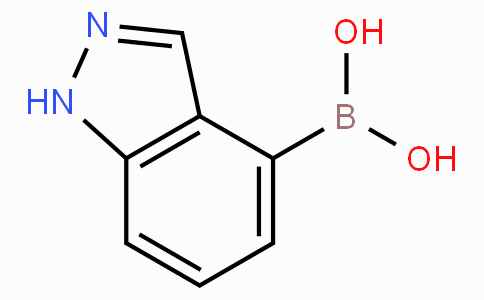 Indazole-4-boronic acid