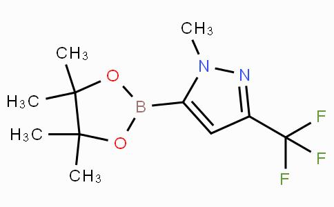 1-Methyl-3-(trifluoromethyl)pyrazole-5-boronic acid pinacol ester