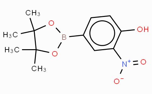 4-Hydroxy-3-nitrophenylboronic acid, pinacol ester