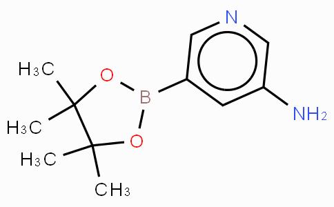 3-Aminopyridine-5-boronic acid, pinacol ester