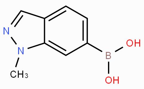 1-Methyl-1H-indazol-6-boronic acid