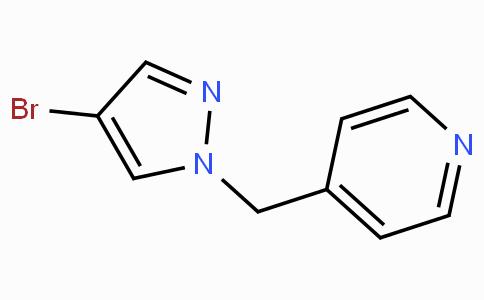 4-Bromo-1-(pyridin-4-ylmethyl)-1H-pyrazole