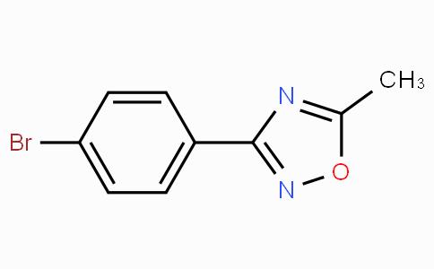 3-(4-Bromophenyl)-5-methyl-1,2,4-oxadiazole