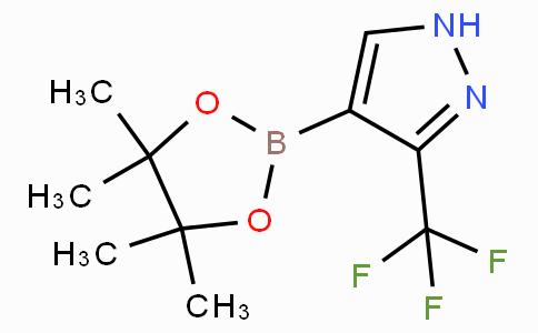 3-Trifluoromethyl-1H-pyrazole-4-boronic acid pinacol ester