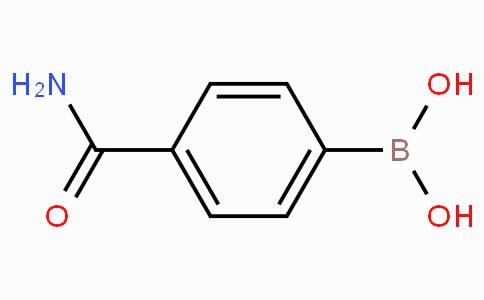 4-Aminocarbonylphenylboronic acid