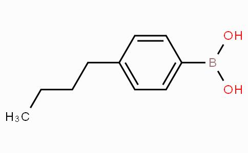 4-丁基苯硼酸(含有数量不等的酸酐)