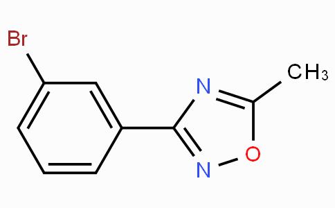 3-(3-Bromophenyl)-5-methyl-1,2,4-oxadiazole