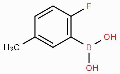 2-氟-5-甲基苯硼酸