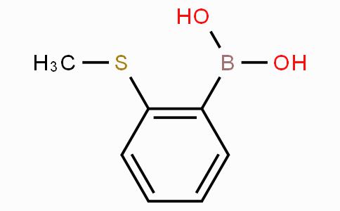 2-Methylthiophenylboronic acid