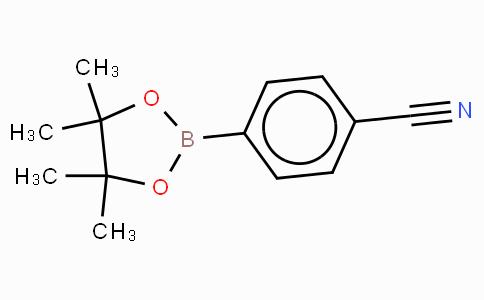 4-(4,4,5,5-四甲基-1,3,2-二恶硼)苯甲腈