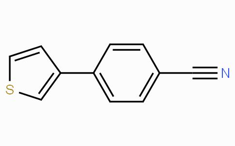 4-(3-噻吩基)苯甲醛