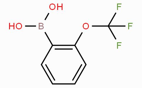 2-(Trifluoromethoxy)phenylboronic acid