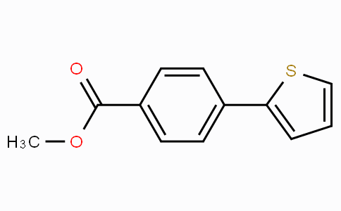 4-Thiophen-2-ylbenzoic acid methyl ester