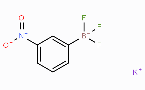 Potassium (3-nitrophenyl)trifluoroborate