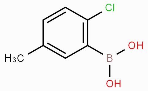2-Chloro-5-methylphenylboronic acid