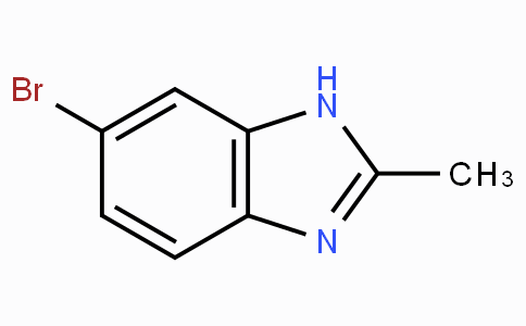 5-Bromo-2-methylbenzimidazole
