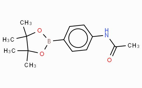 4'-(4,4,5,5-四甲基-1,3,2-二杂氧戊硼烷-2-基)乙酰苯胺