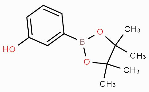 3-Hydroxyphenylboronic acid pinacol ester