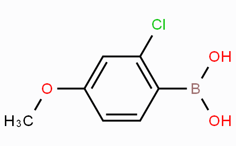 2-Chloro-4-methoxyphenylboronic acid