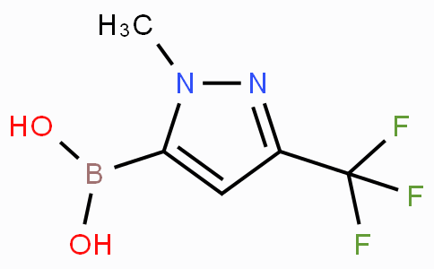 1-Methyl-3-trifluoromethylpyrazole-5-boronic acid