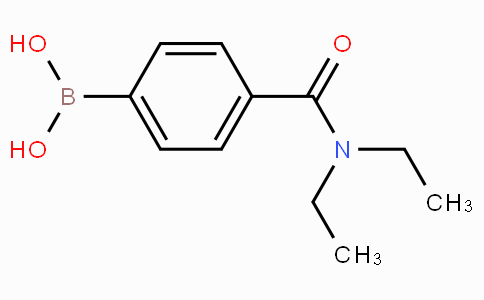 4-(N,N-diethylaminocarbonyl)phenylboronic acid
