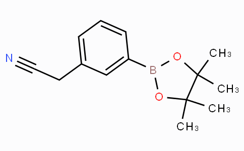 3-(Cyanomethyl)benzeneboronic acid pinacol ester