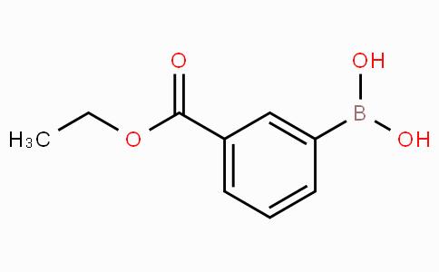 3-Ethoxycarbonylphenylboronic acid