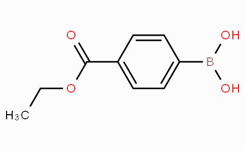 4-Ethoxycarbonylphenylboronic acid