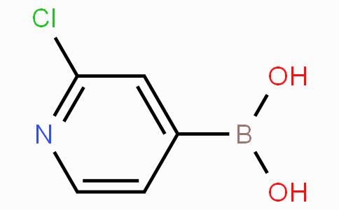 2-Chloropyridine-4-boronic acid