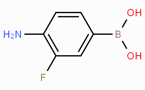 4-Amino-3-fluorophenylboronic acid