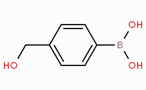 4-(Hydroxymethyl)phenylboronic acid