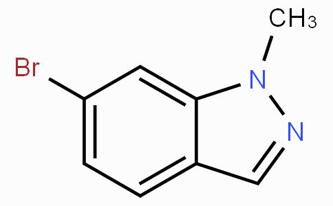 6-溴-1-甲基吲唑