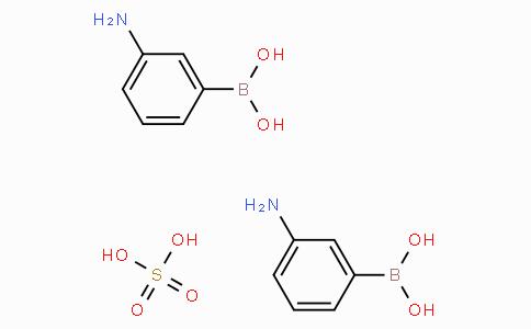 3-Aminobenzeneboronic acid hemisulfate