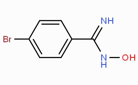 4-Bromo-N-hydroxy-benzamidine