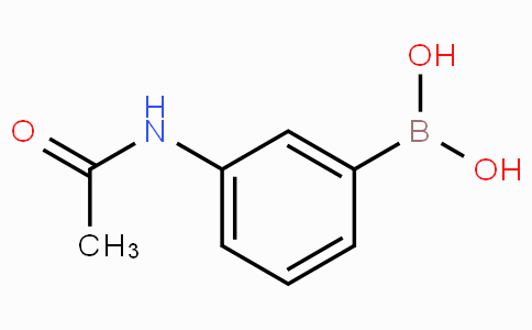 3-Acetamidophenylboronic acid