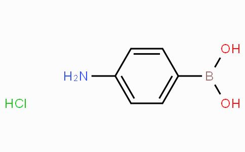 4-Aminophenylboronic acid hydrochloride